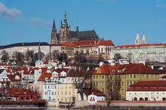Prague Castle/Cathedral of St. Vitus