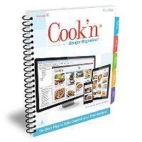 Cook'n Recipe Organizer - Version 11 - Sam's Club