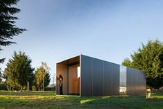 maison transportable de design contemporain
