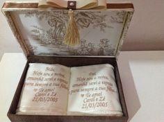 Caixa Pais da noiva