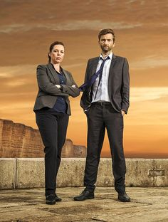 BROADCHURCH: Pre-order Series 3 On DVD & Blu-ray Now      There's a month to go before the award winning crime drama Broadchurch is expected to return to UK TV screens, but the series is availab...