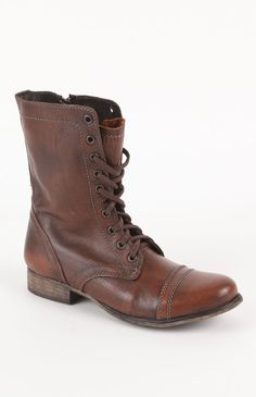 Steve Madden Troopa Boots- dont mind if I do