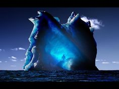 Ancient Energy Sources the Reason for All the Secret Activities Happening in Antarctica?   Stillness in the Storm