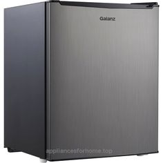 Galanz 2.7 cu ft Stainless Steel Look Single Door Compact Refrigerator  Check It Out Now     $130.80    Brand New In Box.        Check It Out Now  http://www.appliancesforhome.top/2017/04/18/galanz-2-7-cu-ft-stainless-steel-look-single-door-compact-refrigerator/