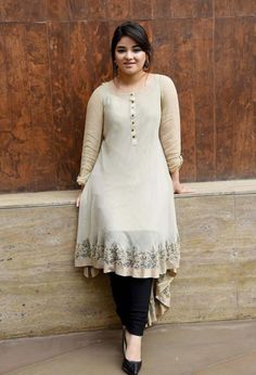 I just love Insu Pakistani Dress Design, Pakistani Dresses, Indian Dresses, Indian Outfits, Indian Designer Outfits, Designer Dresses, Zaira Wasim, Indian Women Painting, Simple Kurti Designs
