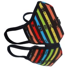 *Colorbars N99 CV Kandi Mask, Pulmonary Fibrosis, Safety Mask, Cybergoth, Rave Outfits, Halloween Masks, Festival Fashion, Fashion Backpack, Bags