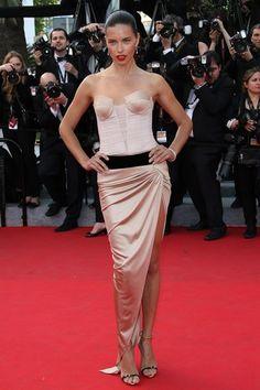 Adriana Lima - Cannes 2014