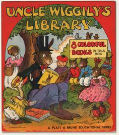 UNCLE WIGGLY'S LIBRARY (1939)
