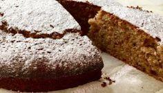Omi's chocolate nut cake