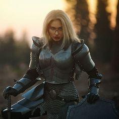 """Костюм """"Jeanne D'Arc"""" - полный комплект #larp доспехов: кираса, наплечники…"""