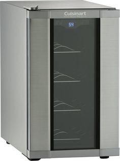 Cuisinart ® 8-bottle Wine Cooler