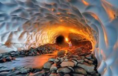 Salt Cave, Queshm Island,Iran
