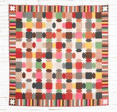 Morning Star Quilt Kit by Debbie Caffrey featuring Boundless Civil War Reproduction Fabric | Craftsy
