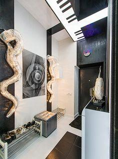Репортаж из новой квартиры Бари Алибасова | «Звездные» квартиры | Журнал «Красивые квартиры»