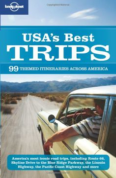 Lonely Planet USA's Best Road Trips