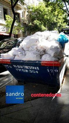 #madrid /#contenedores