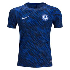 Nike Chelsea Youth Pre-Match Training Jersey Deportivo c74c1e64e5883
