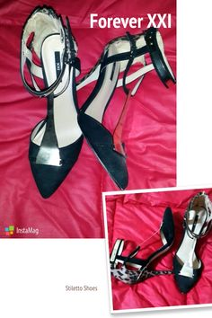 Forever XXI #Stiletto #Shoes