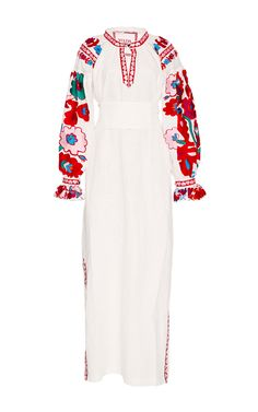 Flower River by YULIYA MAGDYCH Now Available on Moda Operandi