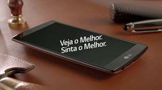 "Smartphone LG G4 Android 5.0 Tela 5.5"" 32GB 4G Wi-Fi Câmera 16MP Hexa Core"