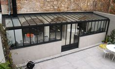 Creación de terrazas: fotos de Serres d'Antan