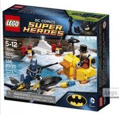 Sorteo de vacaciones Lego Batman