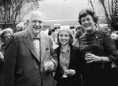 James Beard, legendary Knopf editor Judith Jones, and Julia Child, early 1970s--are there any cooks who have not been inspired by Julia Child and James Beard?