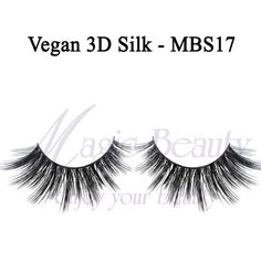 Vegan 3D Silk Lashes-MBS17 Made of Korean PBT Fiber and multilayers with reusable about 25 times. More details: www.chinalashesfactory.com Email: sale01@magicbeautylashes.com Ins:magicbeautylashes  #veganlashes#silklashes#fluffylashes#minklashes#crueltyfree#chinalashesfactory#eyelashes#makeup#cosmetic#fakelashes#