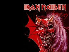 Iron Maiden Wallpaper 2 by Ozzyhelter on DeviantArt Los Kiss, Eddie The Head, Iron Maiden Band, Best Guitarist, Nu Metal, Metal Art, Heavy Metal Bands, Thrash Metal, Concert Posters