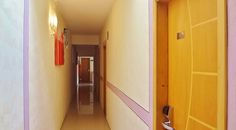 Hotel Stela - corredor 1° andar