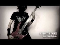 Cradle of filth - Her Ghost in the Fog (Bass cover by Mukki)