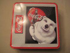 Coca Cola Polar Bear Puzzle with Collectible Tin | eBay
