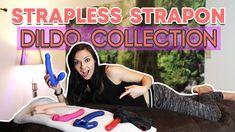 Plus-Size Strapon Pegging Dildo + Strapless Strapon Dildo Haul and Collection