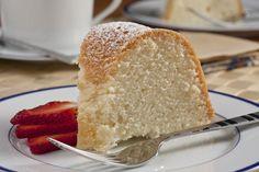 Cream Cheese Pound Cake   MrFood.com