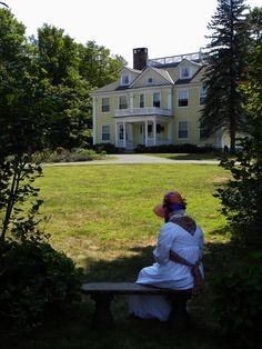 A Jane Austen weekend at the Governors House in Vermont