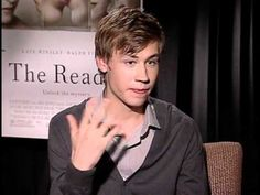 The Reader - Exclusive: Stephen Daldry and David Kross Interview Growing Up, High School, Interview, Germany, Handsome, David, Profile, Celebrity, Actors