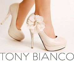 Visit Tony Bianco, one of the leading footwear brands for women and choose from the exclusive collection of womens shoes. They offer variety of designs in different color and size to meet the requirement of every client. http://www.tonybianco.com.au/categories/heels.html