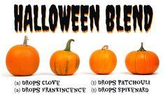 Happy Halloween Blend
