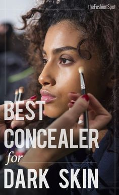 The best concealer for dark skin