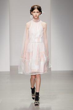 Bora Aksu London Fashion Week Catwalk Show