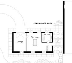 House Plan #520-10  Exclusive Design by Frank McGahon