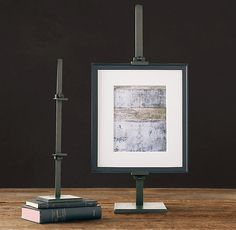 https://www.facebook.com/Bev.Bestpitch.Photography Can't you just imagine your image showcased on these lovely easels? Oil Rubbed Bronze.  Very Elegant!