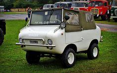 Micro Off-Roader: 1967 Ferves Ranger