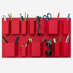 Paper customizable organizer