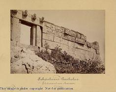 William Burger, Heroon, Trysa, Turkey, 1881