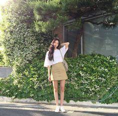 Official Korean Fashion Blog: Korean Ulzzang Fashion