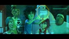 Visit nameofthesong for the music of: Big Hero 6 - Japanese Trailer 2