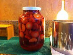 Crabapple/Cranberry  Liqueur