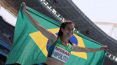 Brasil ganha bronze e supera melhor campanha da história no atletismo…