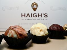 Haighs Chocolate - the best!